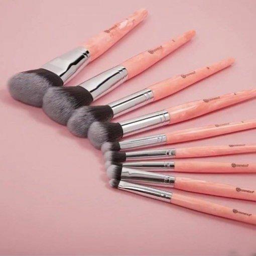 Bh.Cosmetics-Rose-Quartz-9-Piece-Brush-Set-min