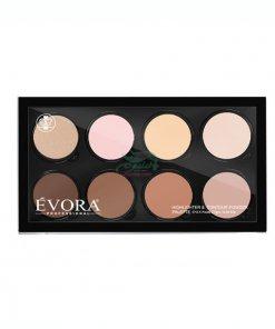 Evora-8-Colour-Highlighter-and-Contour-Powder-min