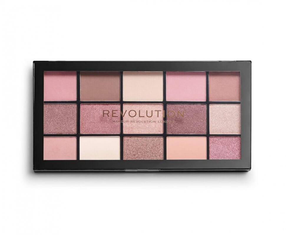 Revolution Reloaded Provocative Eyeshadow Palette.-min