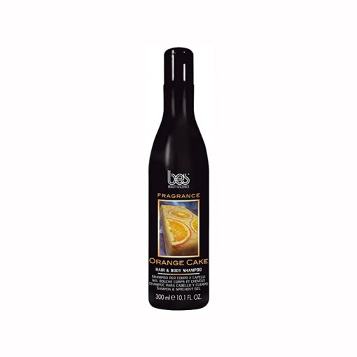 BES-Fragrance-Orange-Cake-Hair-&Body-Shampoo