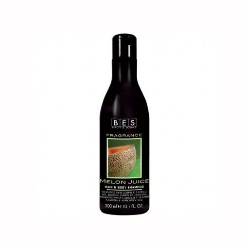 Bes-Fragrance-Melon-Juice-Hair-&-Body-Shampoo