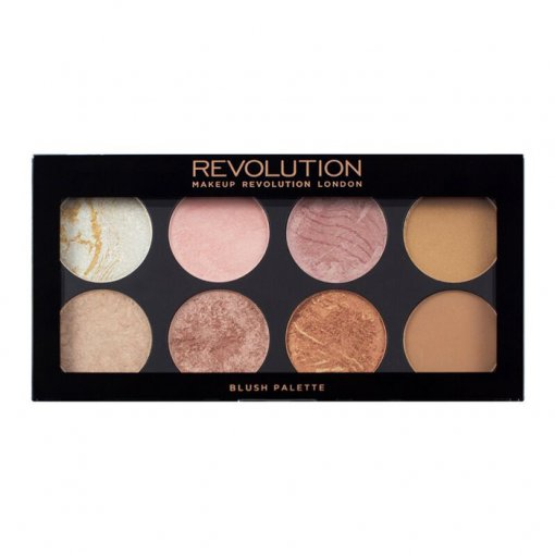 Revolution-Ultra-Blush-Palette-Golden.Sugar