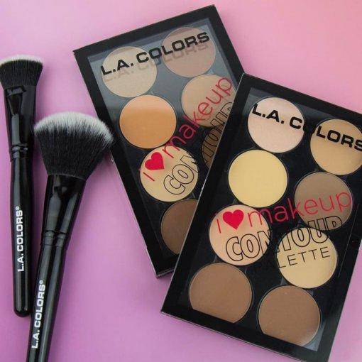 L.A-Colors-I-Heart-Makeup-Contour-Palette-min