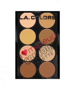 L.A.-Colors-I-Heart-Makeup-Contour-Palette-min